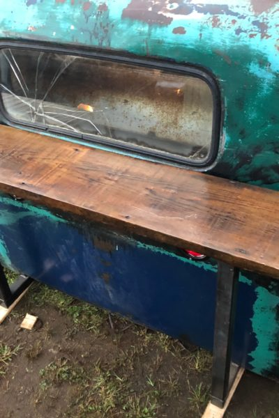 Chevy Truck Cab Table