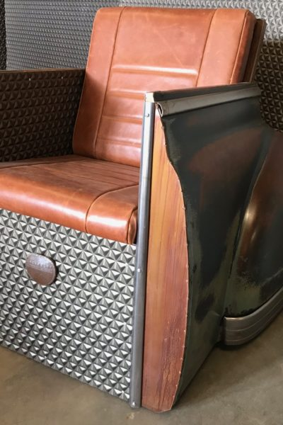 1951 Chevy Chair