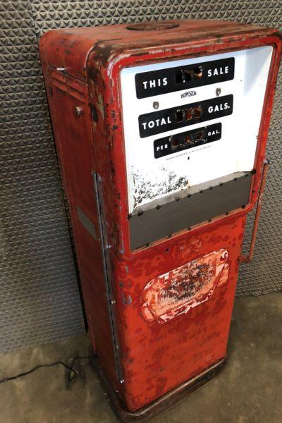 Bowser Gas Pump