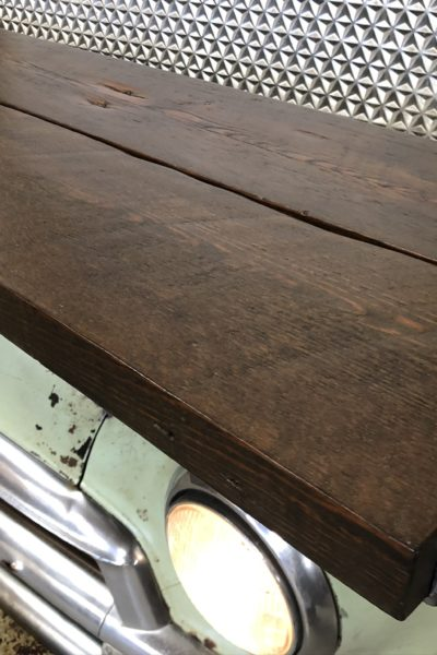 Mint 1951 Chevy Sofa Table