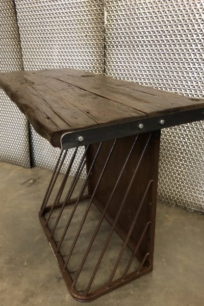 Hay Rack Table