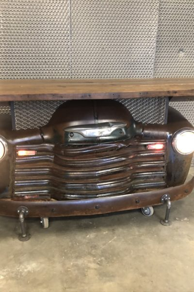 1948 Chevy Pickup Bar