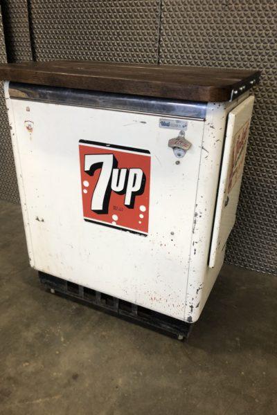 7up Cooler Shelf