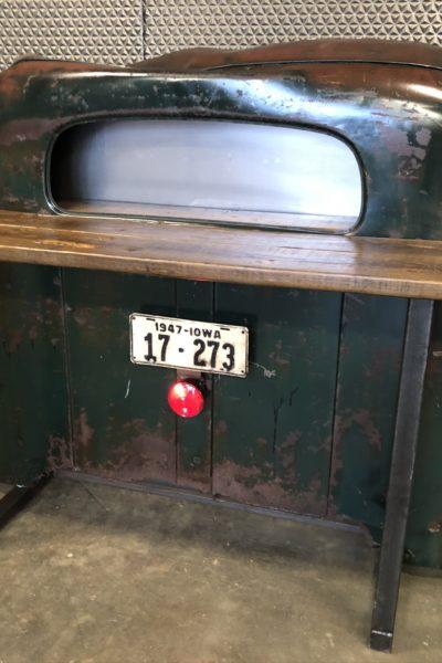 1947 Studebaker M-5 Table