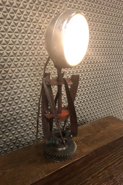 Mower Reel Lamp