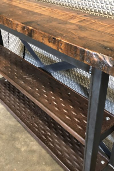 Canadian FORD Running Board Table