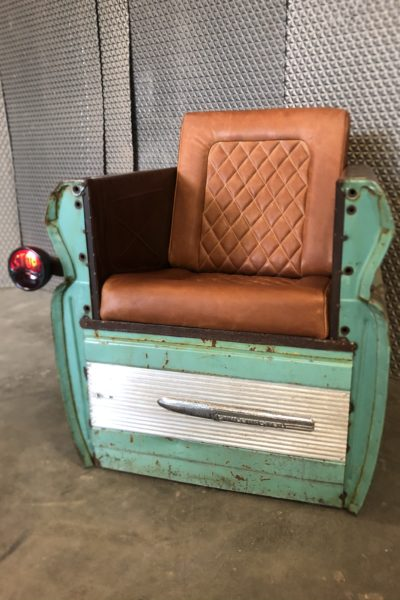 '64 Chevy Pickup Bed Chair